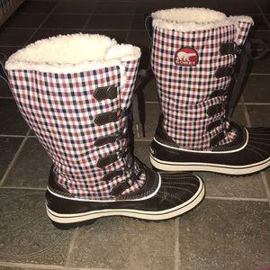 Sorel boots sz 8